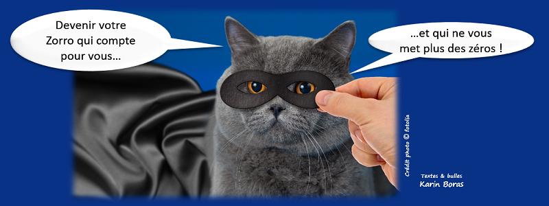 Devenir votre Zorro qui compte pour vous, et qui ne vous met plus de zéros. Le Client partenaire qui réalise les mesures nécessaires.