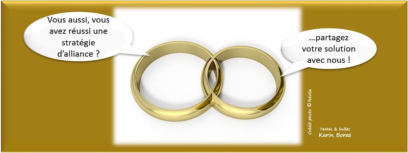 Economie partenariale, stratégie d'alliance, les types d'alliance, entreprise exemple