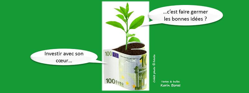 Finances, Investissement socialement responsable en développement durable ou RSE, titre