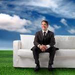 Commercial, le commercial sédentaire en développement durable ou RSE, icone