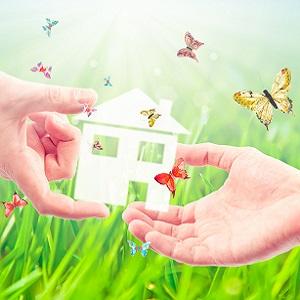 Entreprendre, logistique immobilier en développement durable ou RSE, icone