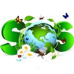 Entreprendre, comptabilité, rapport RSE ou bilan de responsabilité sociétale en développement durable ou RSE, icone