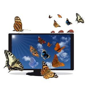 Entreprendre, informatiques, équipements pour réussir le développement durable ou RSE, icone