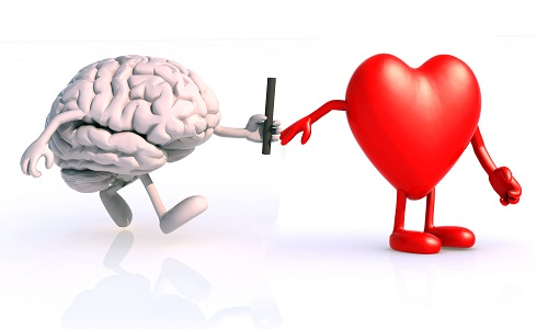 le nouvel humanisme : allier l'intelligence au coeur relay between brain and heart