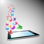 Entreprendre, informatique, savoir utiliser pour réussir le développement durable ou RSE, icone