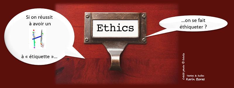 Si on réussit à avoir un H à étiquette...on se fait éthiqueter ?