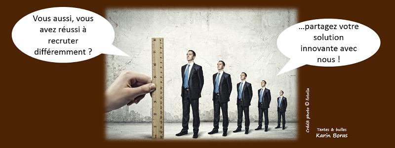 ressources humaines : recrutement, devenir une entreprise exemple en développement durable, RSE