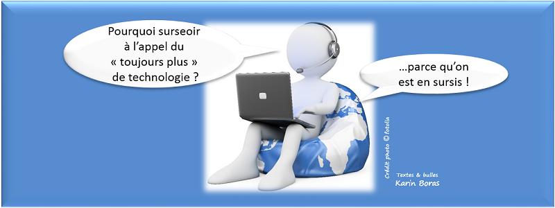 Informatique, équipements en développement durable ou RSE, titre