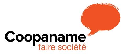 Coopaname, faire société logo