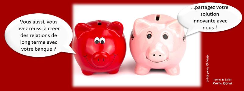 finances, relations avec les anques en développement durable ou RSE, entreprise exemple