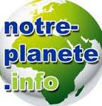 Notre planete info logo